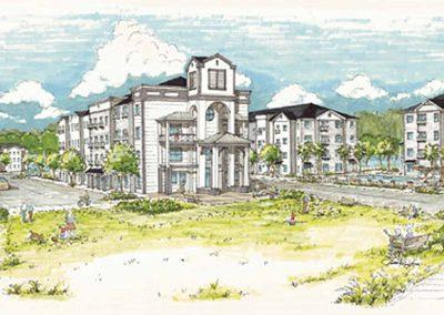 Bowen Development: Mixed-use Community